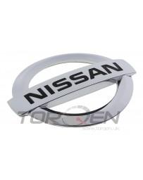 350z Nissan OEM Front Bumper Emblem