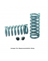 Hotchkis 1967-1972 GM A-Body Lowering Coil Springs Set (4) 1 in. Drop Big Block