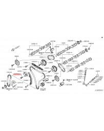 370z Z34 Nissan OEM Tensioner Bolt