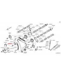 R35 GT-R Nissan OEM Tensioner Bolt