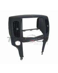 370z Nissan OEM Radio Bezel Finisher with Navigation, 40th Anniversary LHD cars only 2009-2010