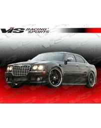 VIS Racing 2005-2010 Chrysler 300C 4Dr Ballistix Front Bumper