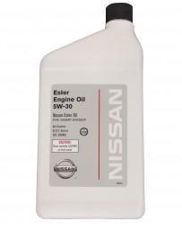 370z Z34 Nissan OEM Engine oil 5W-30 Ester Oil GL4