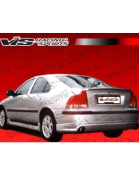 VIS Racing 2001-2004 Volvo S 60 4Dr Euro Tech Spoiler
