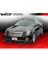 VIS Racing 2003-2007 Cadillac Cts 4Dr Vip Side Skirts