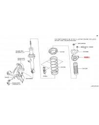 370z Z34 Nissan OEM Insulator Assy Strut Mounting