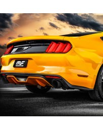 Mustang 2015+ MagnaFlow Competition Series Stainless Steel Cat-Back Exhaust System with Dual Split Rear Exit