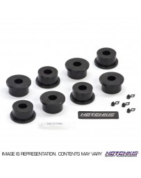 Hotchkis 9-93 Ford Mustang/94-98 Mustang GT/Cobra Lower Trailing Arms Bushing Rebuild Kit