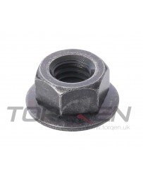 300zx Z32 Nissan OEM Rear Trunk Finisher / Power Steering High Pressure Hose Mounting / Battery Tie Down Rod Nut
