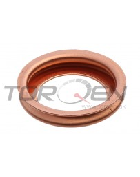 300zx Z32 Nissan OEM Oil Drain Plug Bolt Copper Crush Washer Gasket