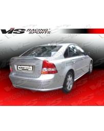 VIS Racing 2001-2004 Volvo S 40 4Dr Euro Tech Spoiler