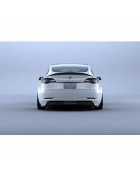 Artisan Spirits Black Label Rear Diffuser (CFRP) - Tesla Model 3 2017+