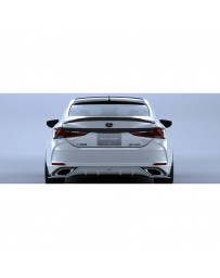 Artisan Spirits Black Label Rear Trunk Spoiler (CFRP) - Lexus ES350 /350 F Sport 2018-