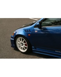 ChargeSpeed 02-06 RSX DC-5 Front 20mm Wide Fenders