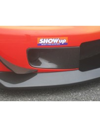 ChargeSpeed S2000 AP-1/2 FRP Brake Duct For CS WB Super GT
