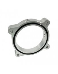 Mustang 2015+ Torque Solution Throttle Body Spacer (Silver)