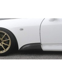 ChargeSpeed S2000 AP1 AP2 Side Cowl Fender Side Carbon