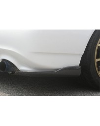 ChargeSpeed S2000 AP-1 Bottom Line Rear Caps FRP