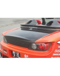 ChargeSpeed S2000 AP-1/2 Carbon Trunk (Japanese FRP)