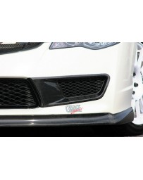 ChargeSpeed 06-10 Civic FD2 Fron Side Duct Carbon