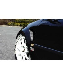 ChargeSpeed 92-95 Civic EG HB/ Cpe D1 Style 20MM Wide Fenders