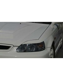 ChargeSpeed 99-00 Civic All EK Carbon Eye Line (JapaneseCFRP)