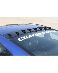ChargeSpeed Hyundai Genesis Coupe Roof Fin Carbon