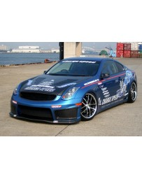 ChargeSpeed 03-07 Infiniti G-35 Coupe Full Kit