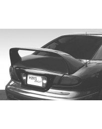 VIS Racing 1995-2001 Pontiac Sunfire 2Dr. Super Style Wing With Light