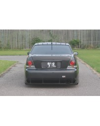 ChargeSpeed Lexus IS-300 Rear Bumper Without Carbon Diffuser