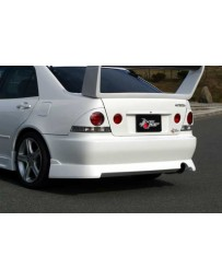 ChargeSpeed Lexus IS300 Rear Skirt JDM OEM Bumper