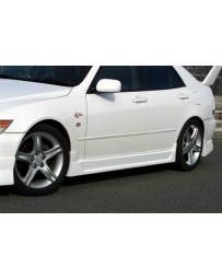 ChargeSpeed Lexus IS-300 Type-1 Side Skirt