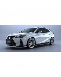 Artisan Spirits Black Label 6 pc Body Kit (FRP) - Lexus UX 200 /200h F-Sport (MZAA10) 2019-