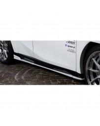 Artisan Spirits Black Label Side Under Spoiler (FRP) - Lexus UX 200 /200h F-Sport (MZAA10) 2019-