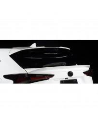Artisan Spirits Black Label Rear Roof Spoiler (CFRP) - Lexus NX 300/300h F-Sport 2017-