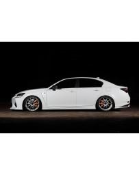 Artisan Spirits Black Label Side Under Spoiler (CFRP) - Lexus GS-F (URL10) 2016-