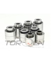370z SPL FKS Rear Knuckle Monoball Bushing Set