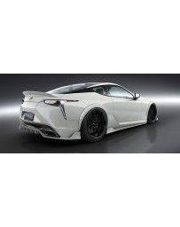 Artisan Spirits Black Label Rear Diffuser (FRP) - Lexus LC500 2017-