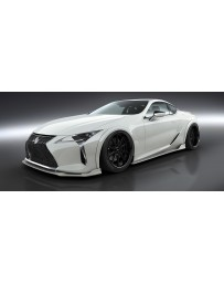 Artisan Spirits Black Label Front Under Spoiler (CFRP) - Lexus LC500 2017-