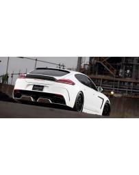 Artisan Spirits Sports Line ARS Rear Bumper Kit (CFRP) - Porsche Panamera GTS/Turbo 970CXPA 15-16