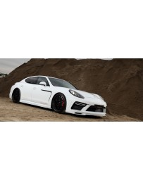 Artisan Spirits Sports Line ARS 5 pc Kit (CFRP) - Porsche Panamera GTS/Turbo 970CXPA 15-16