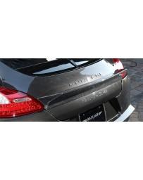 Artisan Spirits Sports Line ARS Trunk Spoiler (FRP) - Porsche Panamera Turbo 970CWBA 2009-2014