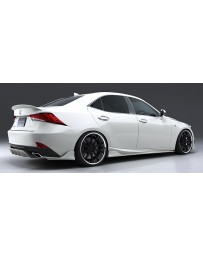 Artisan Spirits Black Label Trunk Spoiler (CFRP) - Lexus IS F Sport GSE/AVE/ASE 2016-