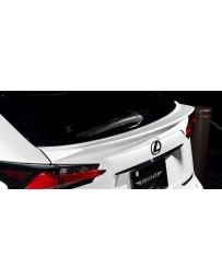 Artisan Spirits Black Label Rear Gate Spoiler (FRP) - Lexus NX 200t/300h F-Sport 2014-2016