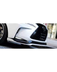 Artisan Spirits Black Label Front Under Spoiler (CFRP) - Lexus NX 200t/300h F-Sport 2014-2016