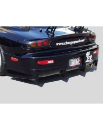 ChargeSpeed 1993-1998 RX7 FD3S Rear Bumper