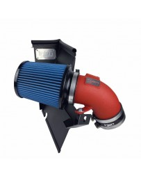 Toyota Supra GR A90 MK5 Injen SP Cold Air Intake System (Wrinkle Red)