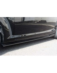 ChargeSpeed Mazda RX8 Bottom Lines Side Skirts Carbon