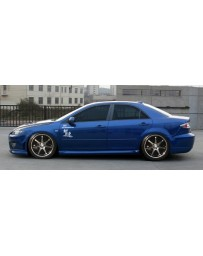 ChargeSpeed Mazda 6 Side Skirts
