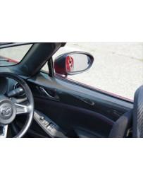 ChargeSpeed 2016-2020 Miata MX5 ND Door Interior Cowl Carbon